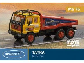 Sběratelský magnet MS 76
