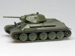 Střední tank T-34/76 vz. 1941