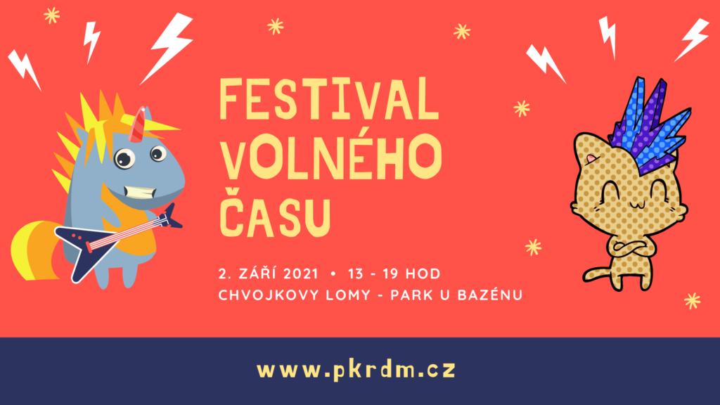 Festival volného času 2021 registrace