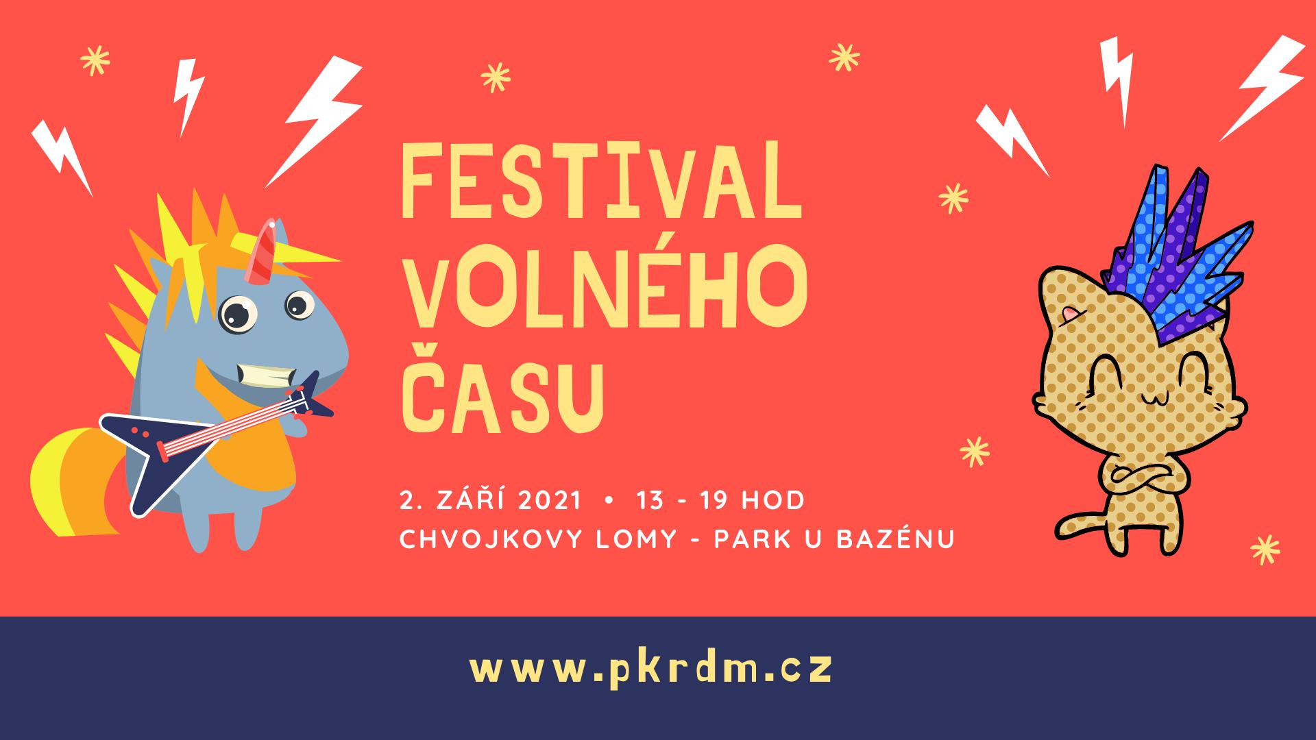 Festival volného času 2021