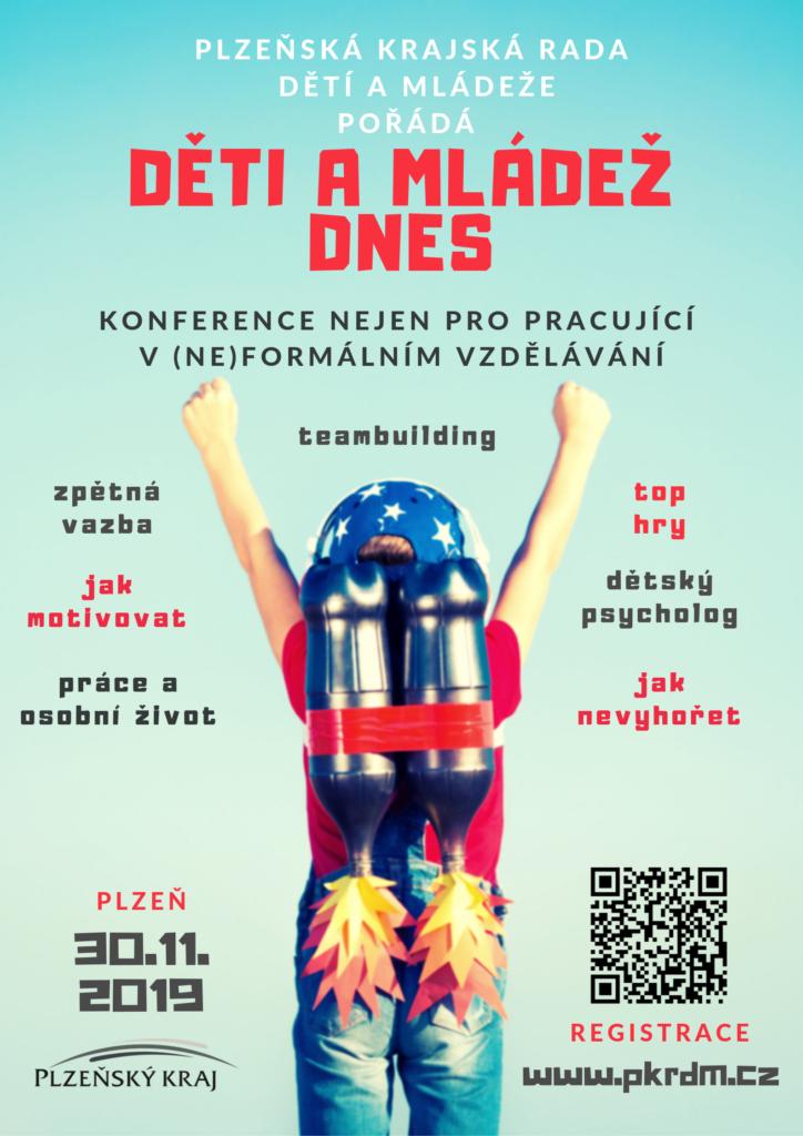 Konference: děti a mládež dnes 2019