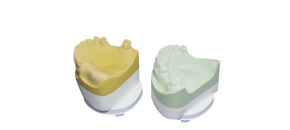 artikulační dentální sádra