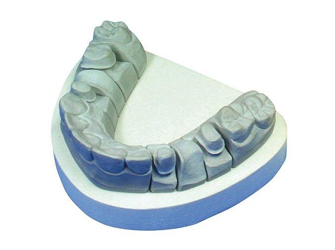HINRIPLAST N dentální sádra perlově šedá