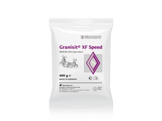 Granisit XF Speed zatmelovaci hmota siladent
