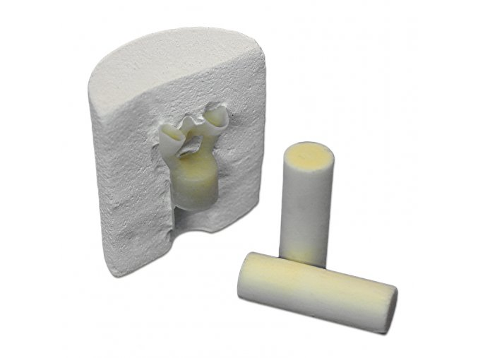 Aluminiumoxidový presovací kolík
