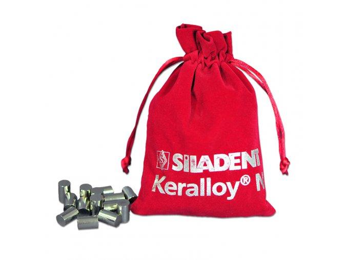 Keralloy N dentální slitina 1kg