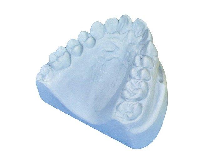 hinridur dentální sádra modrá
