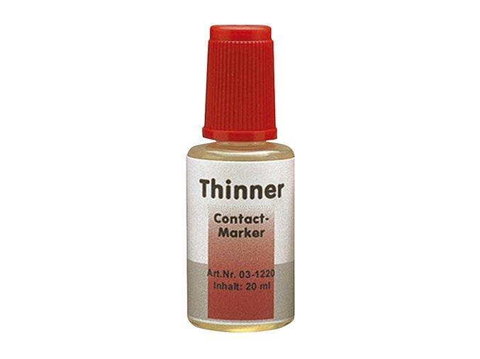 ředidlo pro kontaktní marker