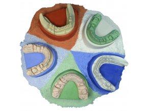 sockelgips fl dentální sádra