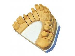 HINRIPLAST N dentální sádra zlatohnědá