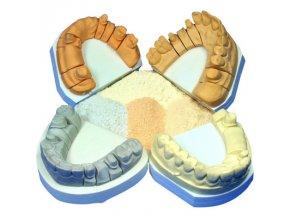 hinriplast n dentální sádra barvy
