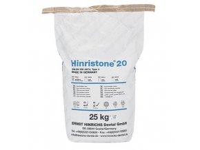 Hinristone 20 - dentální sádra 25kg