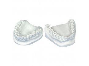 Non Plus Ultra dentální sádra alabastrová přírodně bílá1