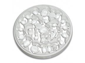 Zirkon BioStar frézovací disk Ø 98.5 mm- bílá opákní
