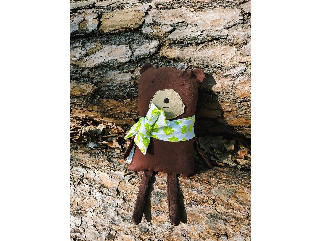 926 zviratko hnedy medved george jacob