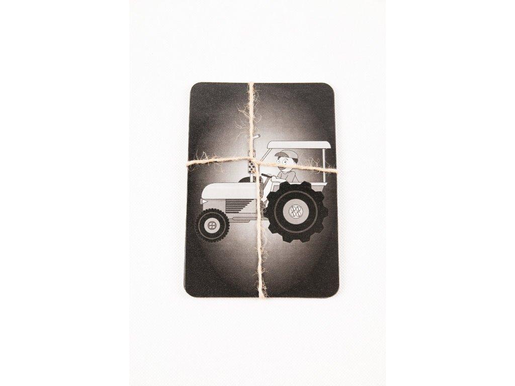 Pohybové kartičky s říkankami 2