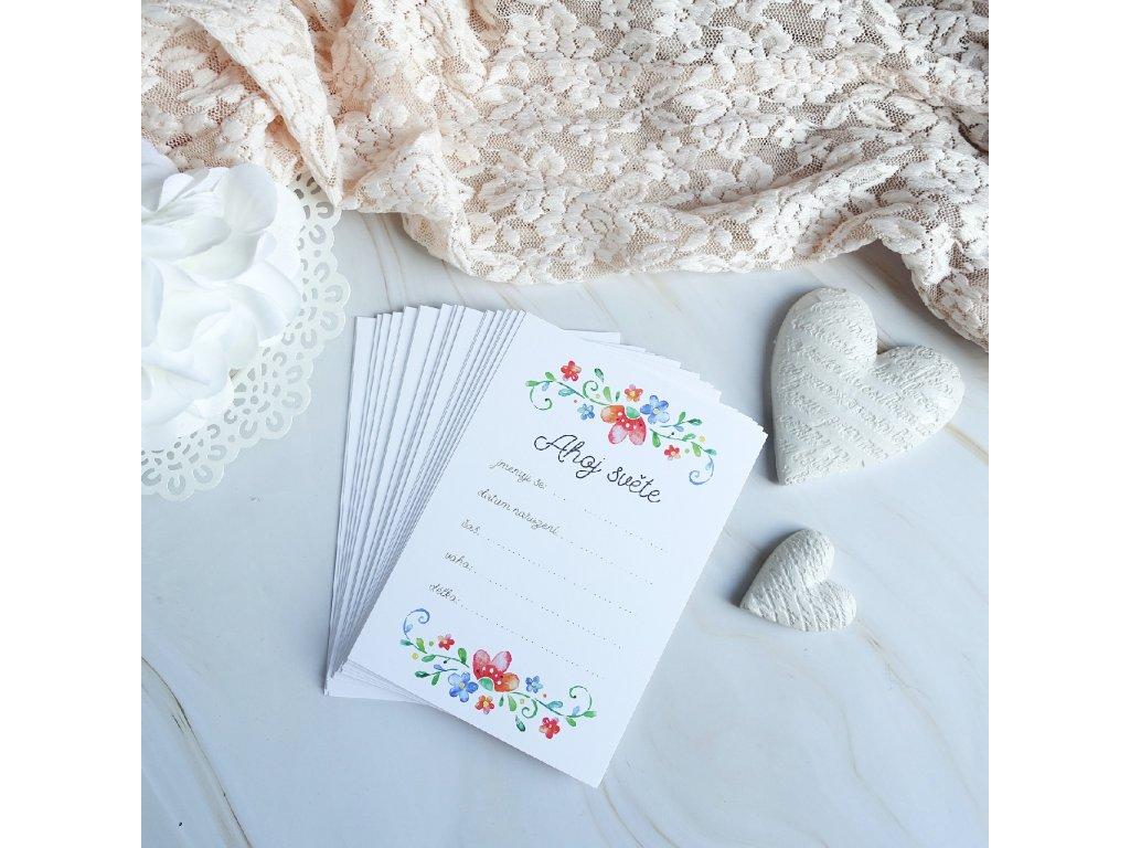 INSTAGRAM Kolekce Kvetinky miminko web