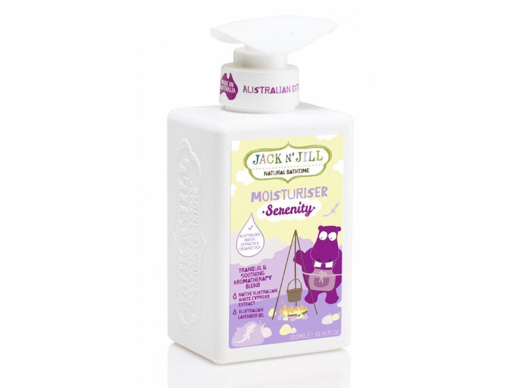 SERENITY tělové mléko / 300ml