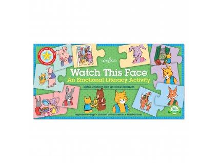 PPWFC Duo puzzle Najdi tváře