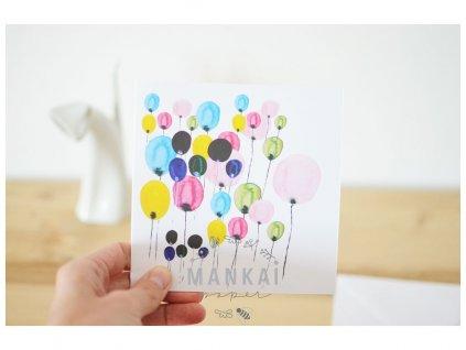 599 blahoprani balonky