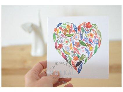 581 1 blahoprani barevne srdce