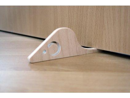 Dřevěná zarážka