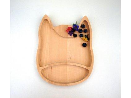 Dřevěná miska Koník