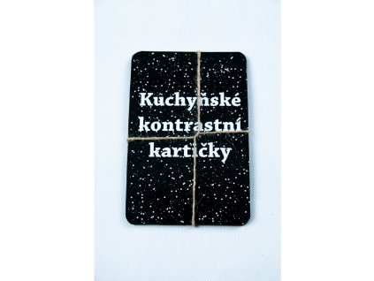 Kuchyňské kartičky