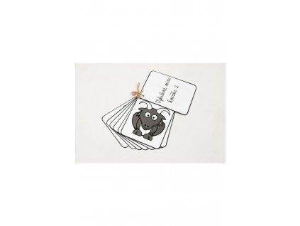 Mini knížka s říkankami 2