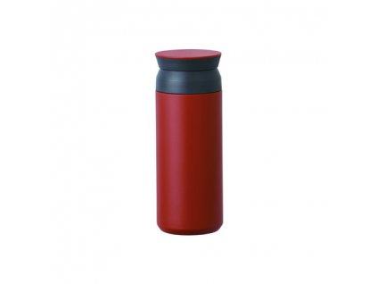 kinto travel tumbler 500ml red