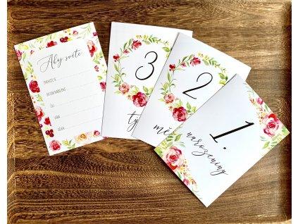 Milníkové kartičky - Štěstí mimi