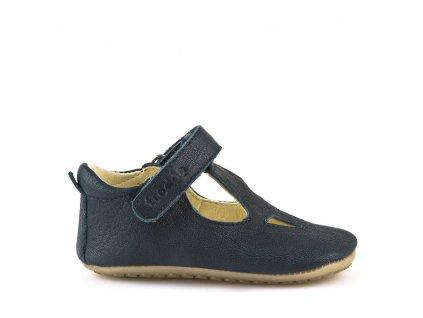 FRODDO Prewalkers Dark Blue - sandálky