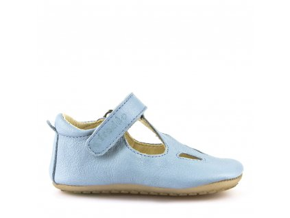 FRODDO Prewalkers Light Blue - sandálky