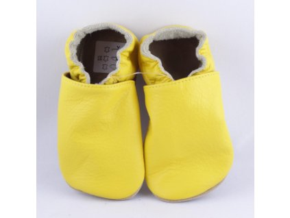 Capáčky baBice Sunny Yellow
