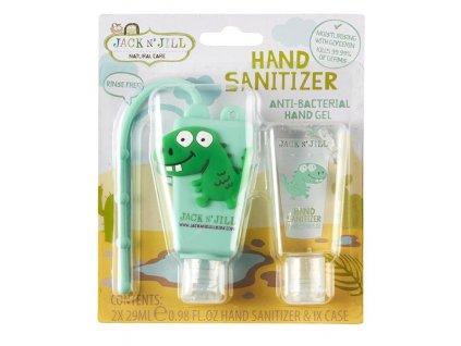 Antibakteriální gel na ruce pro děti DINO