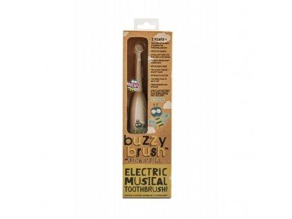 Elektrický zubní kartáček s melodií BUZZY BRUSH