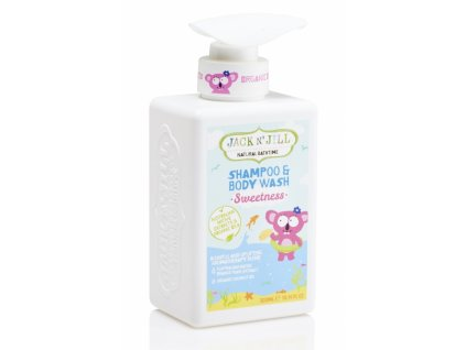 SWEETNESS šampon a sprchový gel / 300ml