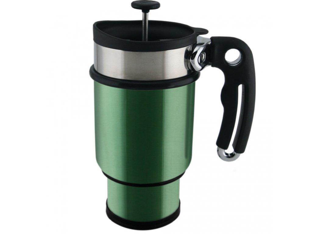Termohrnek Outdoor Green Tea 420 ml