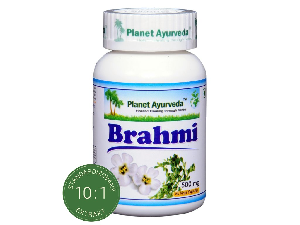 Brahmi extrakt