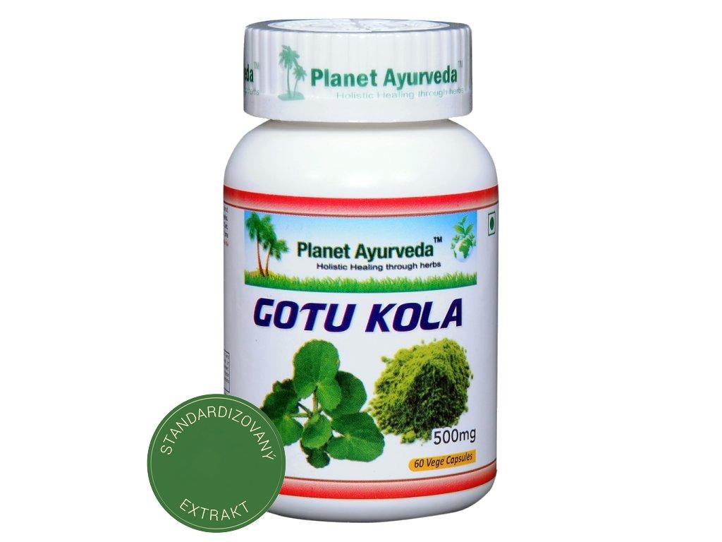 Gotu Kola extrakt