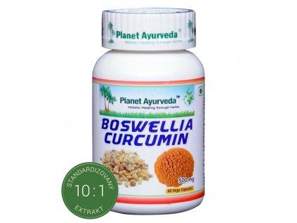 Boswellia Curcumin extrakt