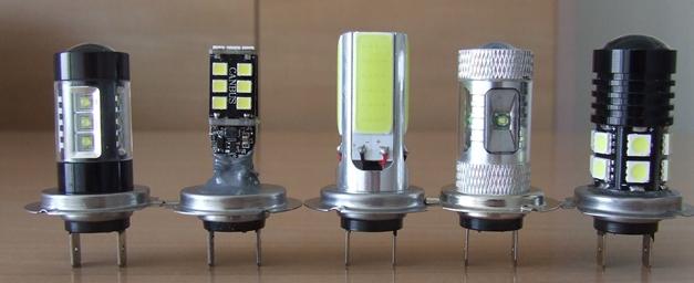 LED-autoziarovky