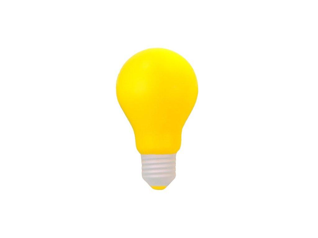 Žiarovka 240V 25W E27  žltá 45x70mm