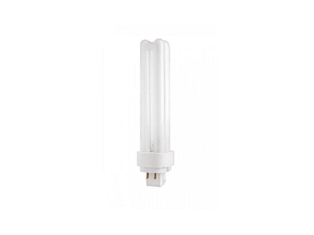Žiarivka kompaktná 18W/840 G24Q2 studená biela 4pin.