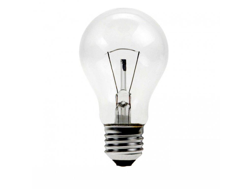 Žiarovka 230V 40W E27 SR5171 otrasuvzdorná 45x70mm semafor