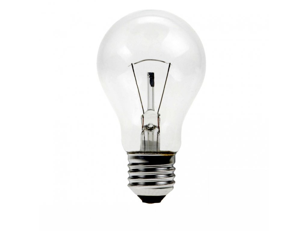 Žiarovka 230V 60W E27 300st rúra  60x103mm