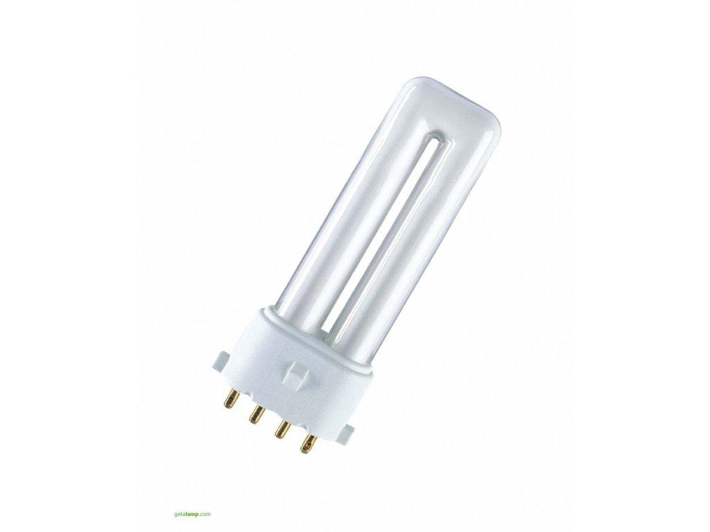 Žiarivka kompaktná 7W/827 2G7 teplá biela