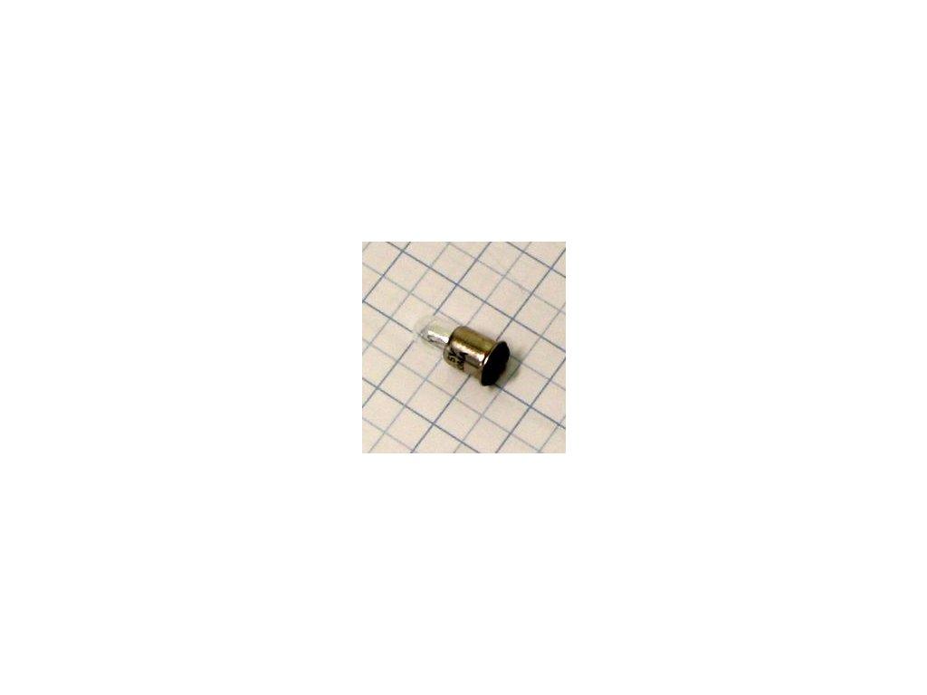Žiarovka 6V 100mA T1 3/4 MF 0R7230 6x16mm