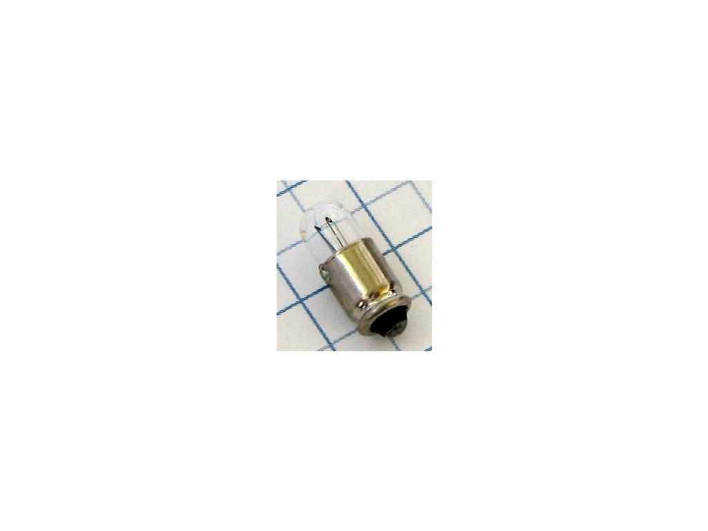 Žiarovka 6V 200mA T1 3/4 MG OR337 6x16mm