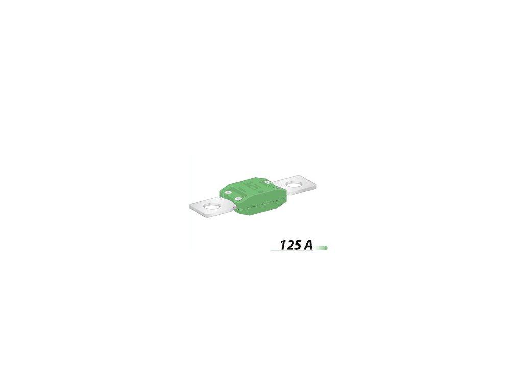 MTA Poistka MEGA 50,8mm- 125A- zelená